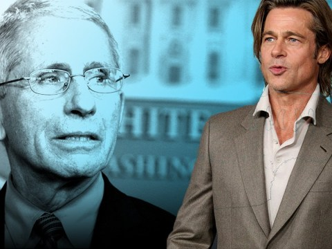 Coronavirus: Dr Anthony Fauci wants Brad Pitt to play him on Saturday Night Live