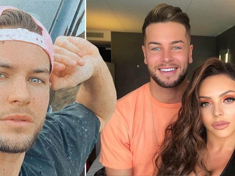 Love Island's Chris Hughes shares sweet Easter selfie after Jesy Nelson split