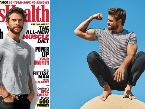Liam Hemsworth's vegan diet left him in agony and needing surgery