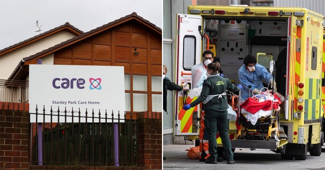UK coronavirus death toll could be double what we\'re being told as so many die in care homes