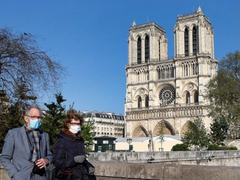 Notre Dame one year on: Cathedral to open on time despite lockdown