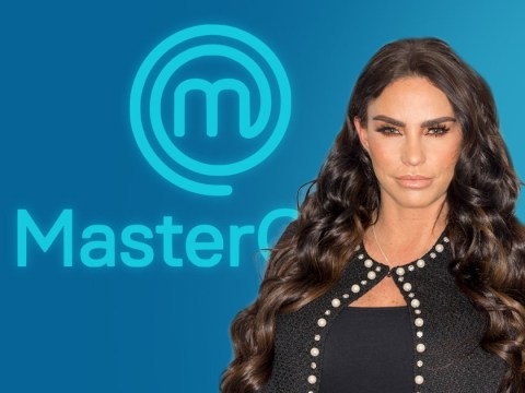 Katie Price 'eyes up' spot on Celebrity Masterchef or Bake Off as she shows off cooking skills in lockdown with Harvey