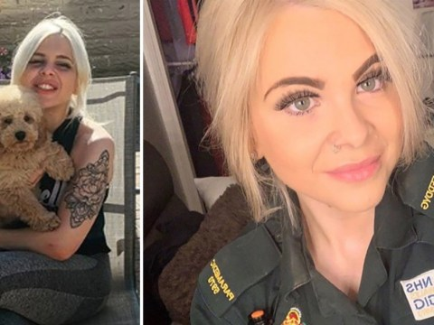 Paramedic, 23, dies 'while carrying weight of the world on her shoulders'