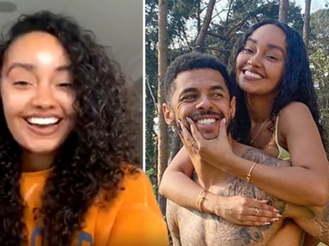 Leigh-Anne Pinnock is 'patiently waiting' for boyfriend Andre Gray to propose