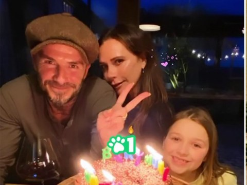 Victoria Beckham won't let lockdown ruin her mood for 46th birthday bash with family