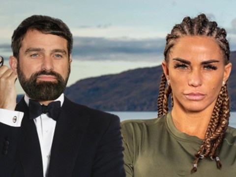 Katie Price backs Celebrity: SAS Who Dares Wins star Ant Middleton as shock James Bond candidate