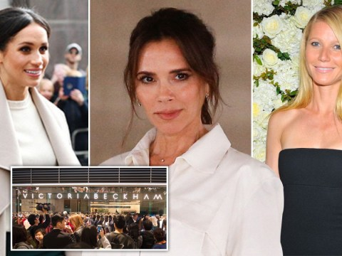 How Victoria Beckham's £1.5m fashion brand went from dressing Meghan Markle to 'furloughing 25 staff members'