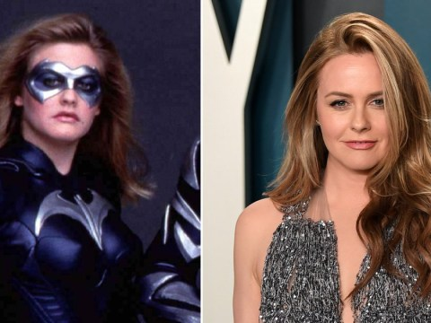 Alicia Silverstone experienced 'hurtful' body-shaming after Batman: 'They called me fatgirl'