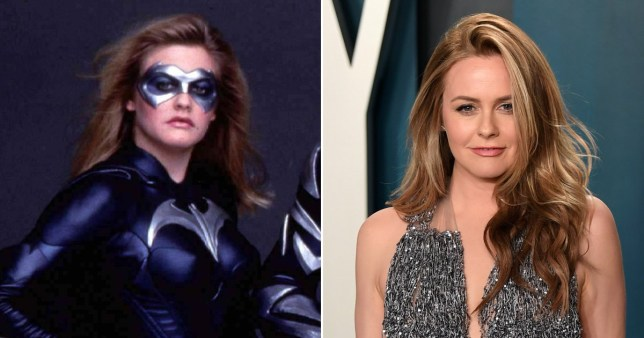 Alicia Silverstone played Batgirl in 1997