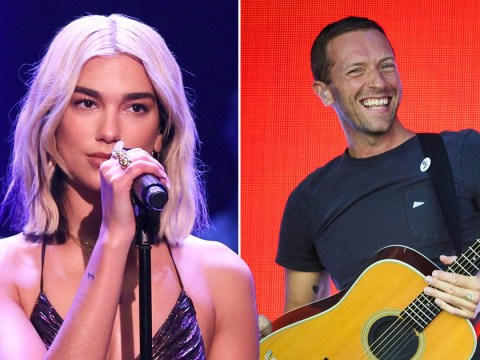 Dua Lipa, Chris Martin and Rita join BBC's biggest ever Live Lounge from home