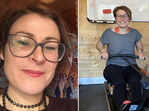 Strong Women: I'm rowing 1,495 miles in lockdown to raise money for Crohn's disease vaccine