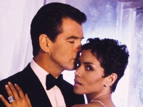 Halle Berry reveals Pierce Brosnan saved her from choking during 'sexy' James Bond scene