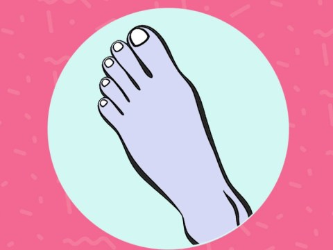 Why do some people have a second toe that is longer than their big toe?