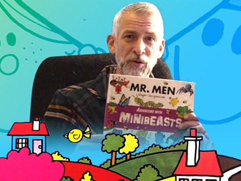 Lockdown Storytime: Adam Hargreaves reads Mr. Men Adventure With Minibeasts