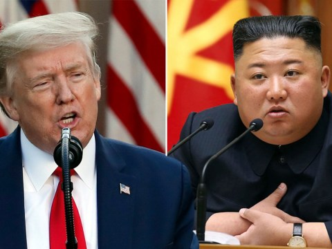 Trump suggests North Korea's Kim Jong-un is alive but 'can't talk about it now'