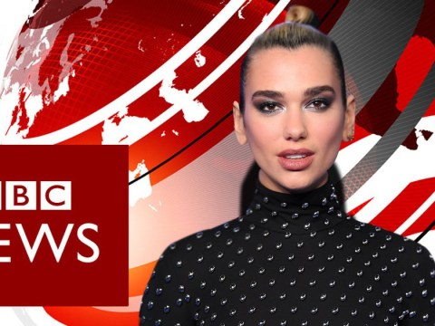 Creator of Dua Lipa and BBC News theme tune remix explains bizarre reason behind incredible mash-up