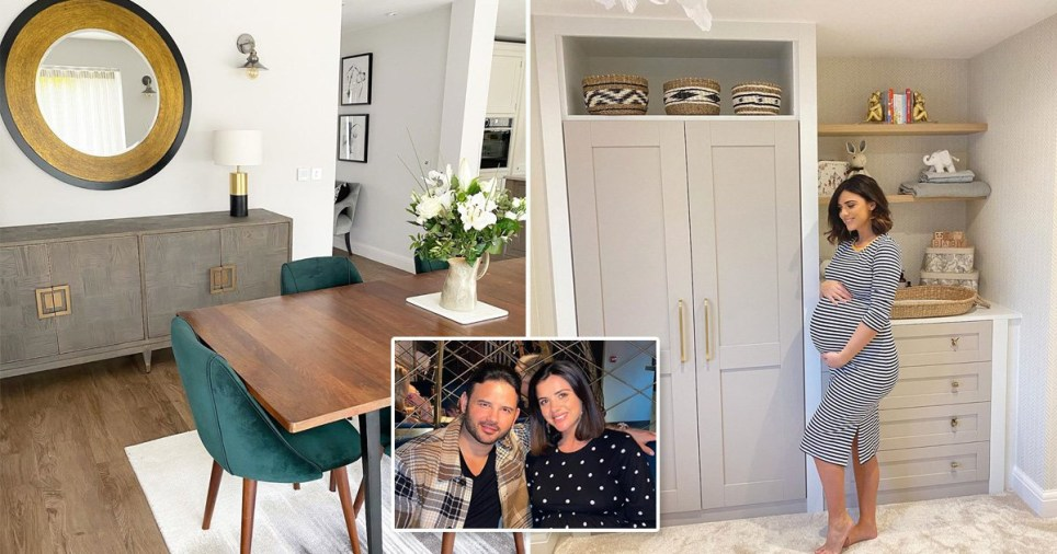 Lucy Mecklenburgh house