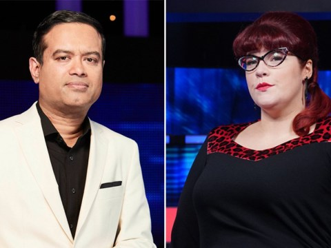 Paul Sinha hits back at accusations he gave Jenny Ryan the side-eye on Beat The Chasers