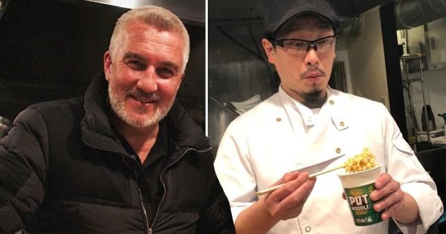 Paul Hollywood Eats Japan