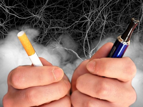 Both smoking and vaping can 'damage arteries and increase lung disease risk'