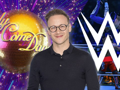 Kevin Clifton tells Strictly Come Dancing team he'd be 'back in a heartbeat' for this WWE crossover