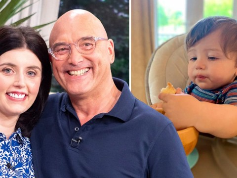 Gregg Wallace treats son to epic lockdown celebrations on first birthday