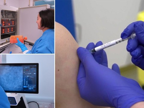 UK ready to mass produce Oxford Uni's coronavirus vaccine when it's found