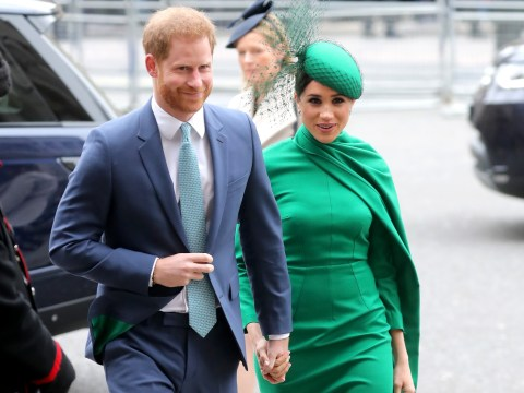 Harry and Meghan 'chose worst possible time to announce their new charity'