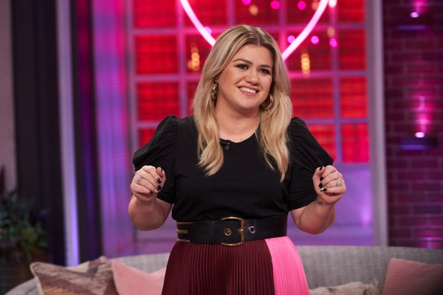 THE KELLY CLARKSON SHOW -- Episode 3112 -- Pictured: Kelly Clarkson -- (Photo by: Adam Christopher/NBCUniversal/NBCU Photo Bank via Getty Images)