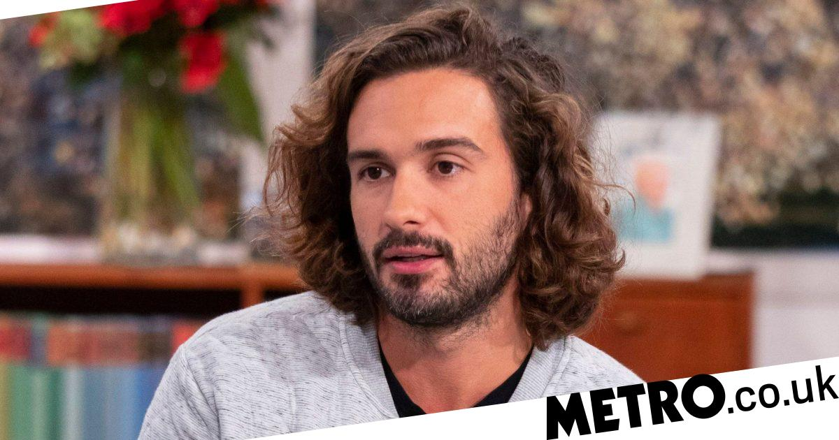 Joe Wicks opens up on father's heroin addiction in emotional interview