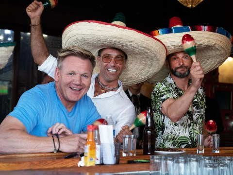Fred Sirieix confirms new series of Road Trip with Gordon Ramsay and Gino D'Acampo after coronavirus delay