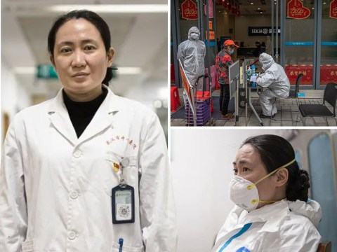 Doctor 'disappears' after raising alarm about coronavirus in Wuhan