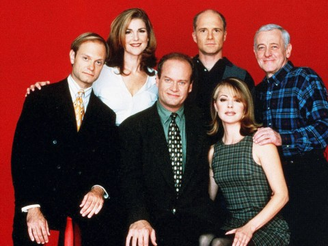 Frasier reunion leaves fans in tears as cast reunite 16 years after finale amid coronavirus lockdown