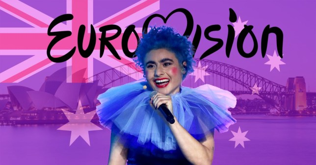 Australia's Eurovision entry happy to compete again in 2021