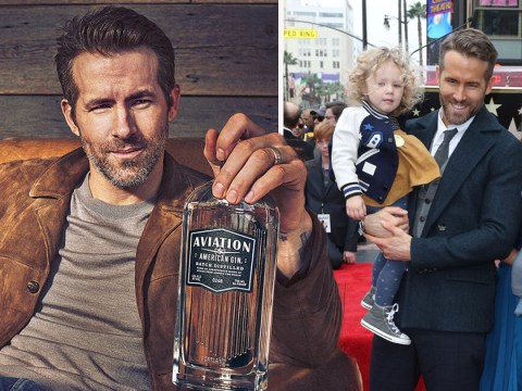 Ryan Reynolds 'mostly drinking' in isolation with Blake Lively and their kids: 'I have straight gin'