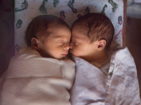 Twins born during pandemic named Corona and Covid