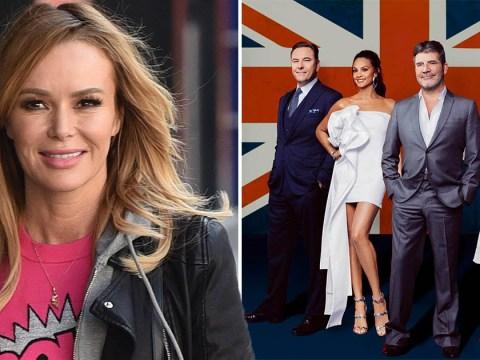 Amanda Holden hopes Britain's Got Talent return will be 'medicine for fans' amid coronavirus crisis