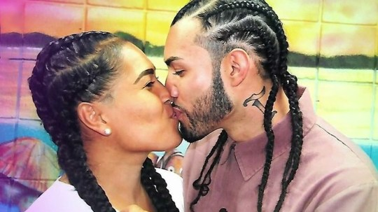 Couple who met as prison inmates get marriedPicture: Barcroft