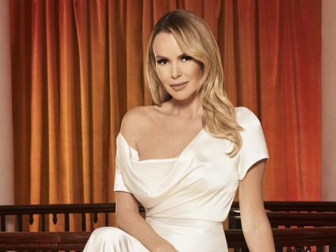 Amanda Holden thanks Britain's Got Talent and Simon Cowell for 'paying her mortgage' and we love to see it