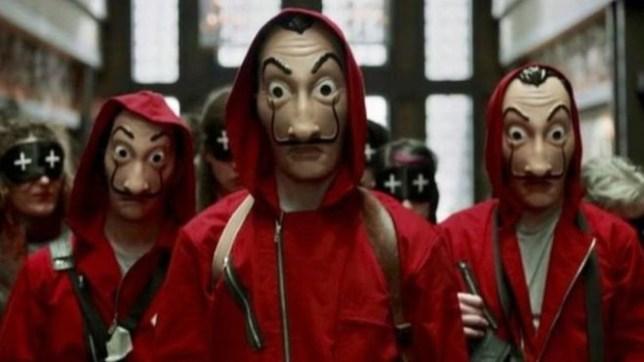Picture: Netflix Finished Money Heist? 7 series Netflix series you'll love in coronavirus lockdown (Money Heist)