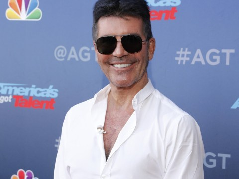 Simon Cowell 'does 150 press-ups' every day after revealing four stone weight loss