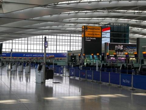 Second Heathrow Border Force worker dies after catching coronavirus