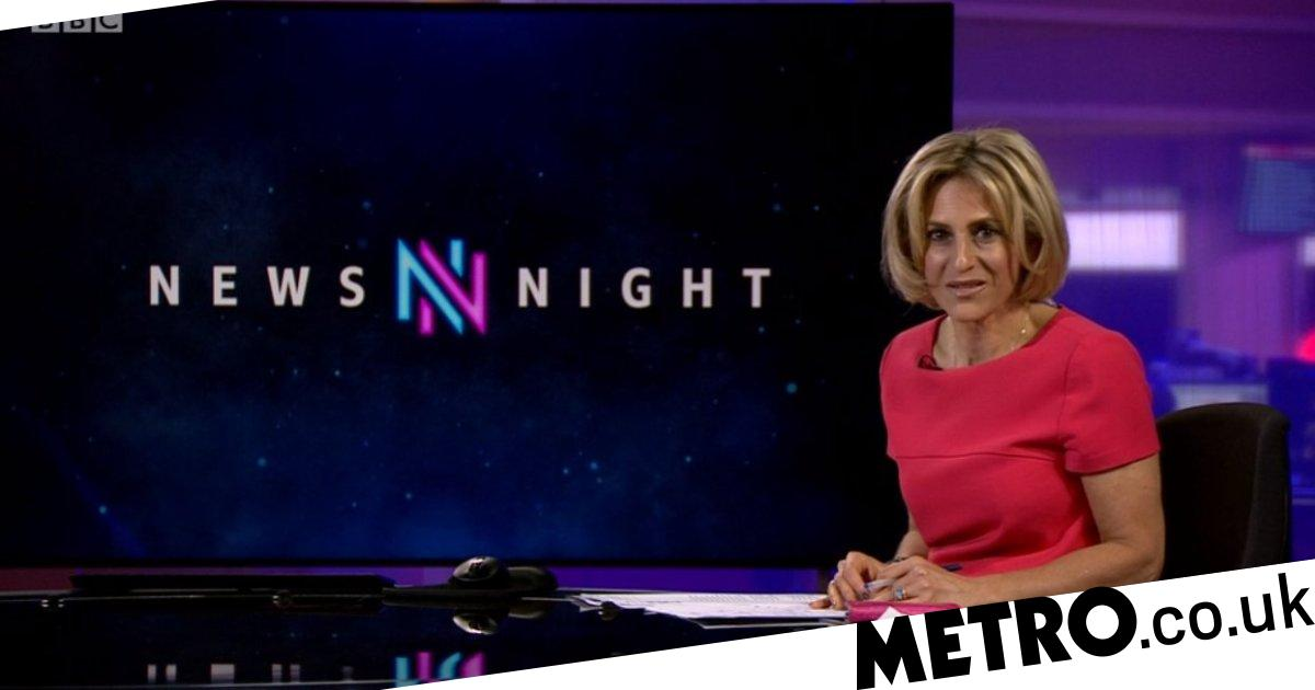 Emily Maitlis says coronavirus 'is not a great leveller' in powerful Newsnight speech - metro