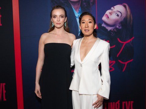 Killing Eve's Sandra Oh credits her trust in Jodie Comer for Eve and Villanelle's on-screen magic