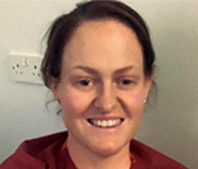 Boris Johnson nurse Jenny McGee.ID confirmed with NZ family member by Mail On Line reporterBROTHER WHO HAS CO-OPERATED WITH MOL WANTS THIS PICTURE TO BE USED.