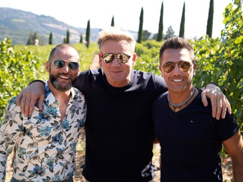 Gordon Ramsay, Gino D'Acampo and Fred Sirieix's Road Trip 'put on hold' amid coronavirus crisis