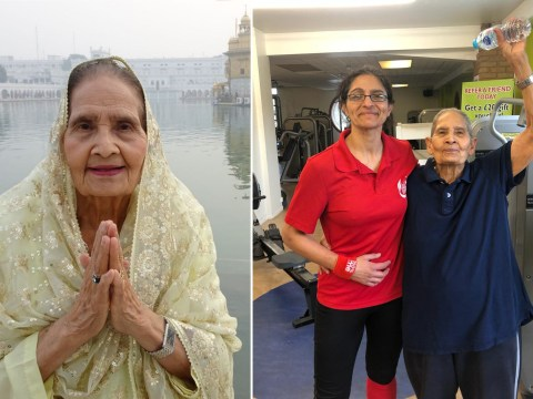 Strong Women: Gym-loving grandma of 15 vows to stay active during lockdown