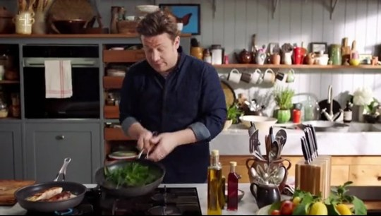 Jamie Oliver Keep Cooking and Carry On