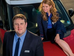 Peter Kay writes brand new Car Share sketch about John's brain cancer scare