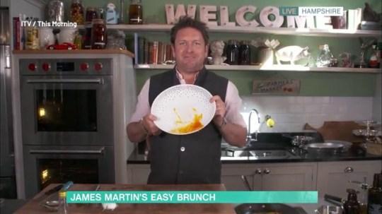 This Morning James Martin